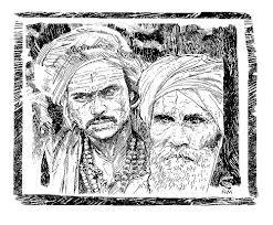 Siddartha & Vasudeva